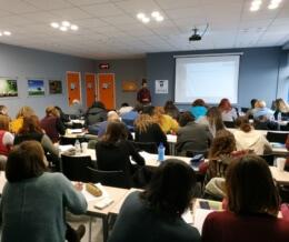 Επιμόρφωση με θέμα τις Επικοινωνιακές Δεξιότητες & NLP