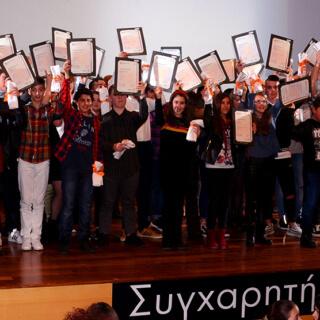 Απονομές Πτυχίων Ξένων Γλωσσών 2019