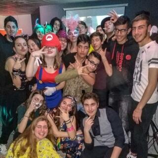 Αποκριάτικο Πάρτυ 2019