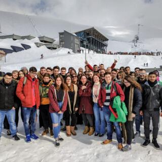 Εκδρομή στο Χιονοδρομικό του Παρνασσού και την Αράχωβα