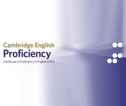 Αποτελέσματα Εξετάσεων Proficiency Cambridge Μαΐου 2019