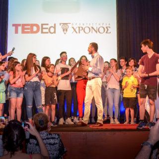 TED-Ed ΧΡΟΝΟΣ 2019: Η φωνή των μαθητών μας ακούγεται σ' όλο τον κόσμο