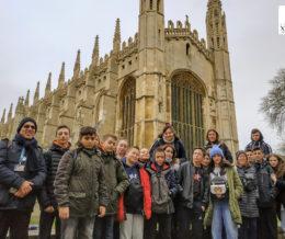 Λονδίνο – Cambridge 2020… Μια υπέροχη εκδρομή, μια απίστευτη εμπειρία!